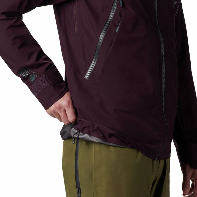 Boundary Ridge Gore-Tex 3L Jacket Mens image number 2